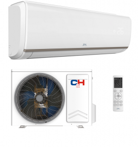 Инверторный кондиционер с тепловым насосом C&H CH-S12FTXN-NG