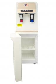 Кулер для воды с холодильником C&H CH-V115GF